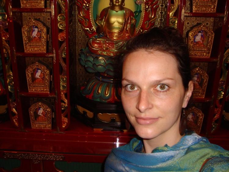 Tempel in China Town Singapur