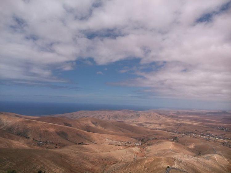 Dünen von Fuerteventura