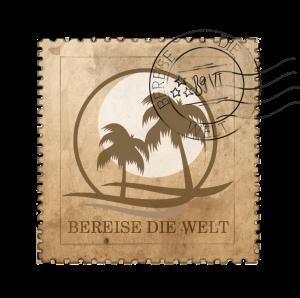 Das neue Logo von bereisediewelt.de